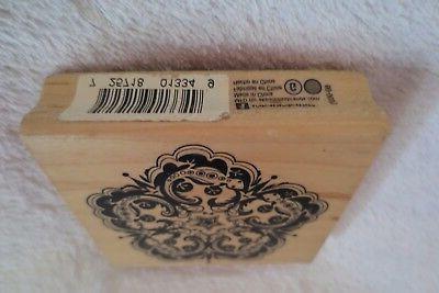 Inkadinkado Stamp Wood Rubber Stamp
