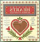 RUBBER STAMPEDE stamp kit COUNTRY HEARTS with INK Love Valen