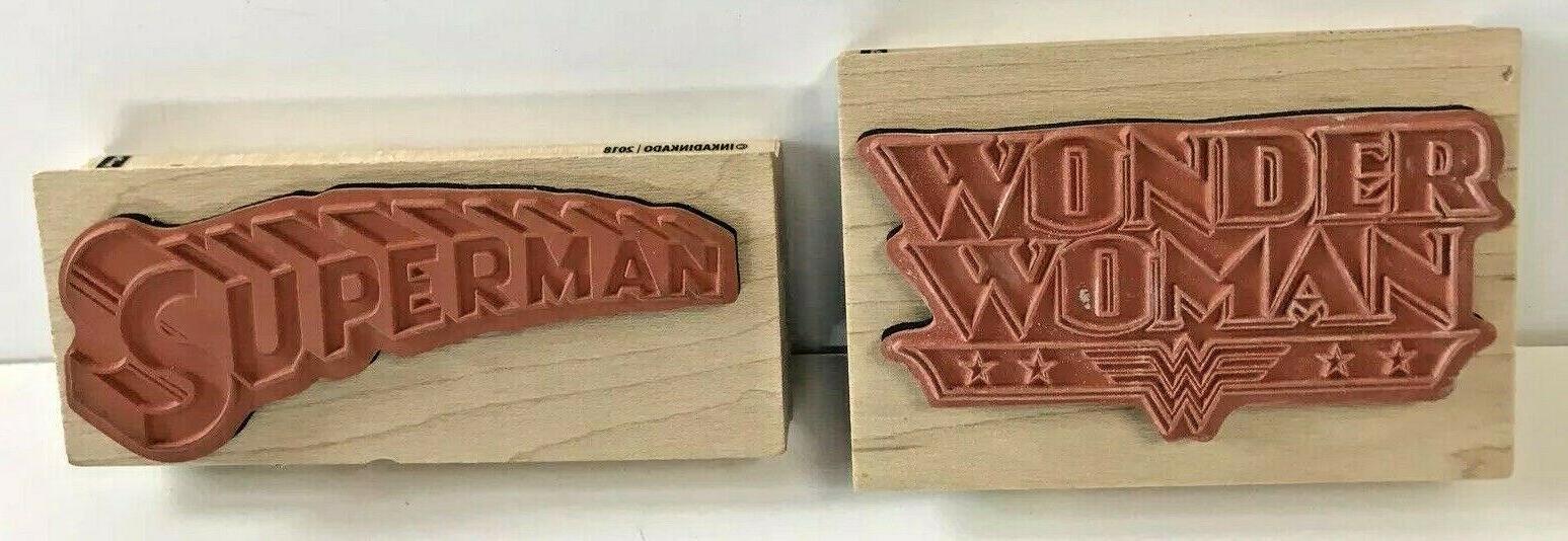 Inkadinkado Woman Stamps
