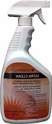 Mannington Ultra Clean 32oz Spray Bottle