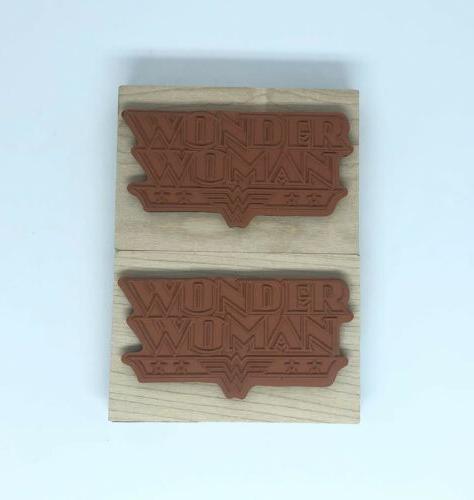 Wonder DC Wood INKADINKADO New