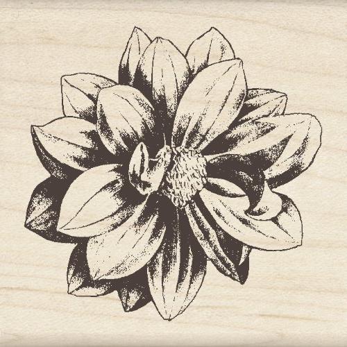Inkadinkado Medium Flower