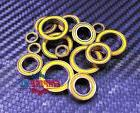 Rubber Ball Bearing Bearings Set FOR TRAXXAS RUSTLER VXL /