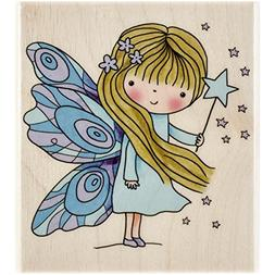 """Penny Black Mounted Rubber Stamp, 3"""" x 3.25"""", Fairy Dust"""