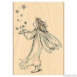 Penny Black Mounted Rubber Stamp 3.5X5-Magic Of Christmas