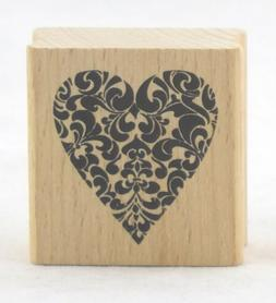 Stampendous Mounted Rubber Stamp Set 5X2.75-Wedding