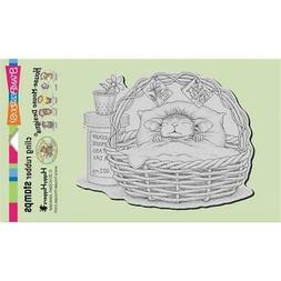 New Stampendous RUBBER STAMP cling House Mouse QUICK RECOVER