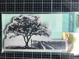 New Penny Black Rubber Stamp HOMEWARD LANDSCAPE free USA shi