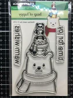 New Penny Black Rubber Stamp set Christmas Winter HEAP OF HA