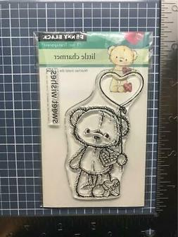 New Penny Black RUBBER STAMPS LITTLE CHARMER VALENTINES LOVE