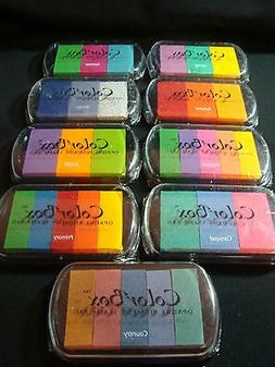 COLORBOX OPAQUE PIGMENT STAMP PAD - NEW - FACTORY SEALED