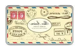 Cavallini & Co. Par Avion Rubber Stamp Set