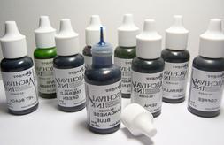 RANGER Archival Reinker .5oz Refill Ink for Stamp Pad Select