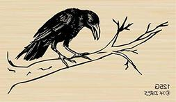 The Raven Rubber Stamp By DRS Designs