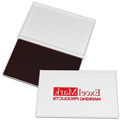 ExcelMark Rubber Stamp Ink Pad Extra Large 4-1/4 by 7-1/4""