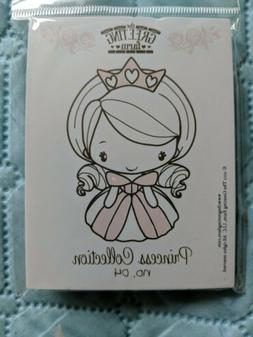 The Greeting Farm Rubber Stamp Princess Collection no. 04 RE