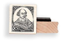 Shakespeare Rubber Stamp - BR069H