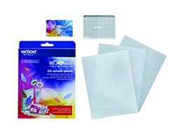 Brother Scanncut Stamp Starter Kit, CASTPKIT1, 3 inches Whit