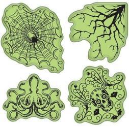 Inkadinkado Stamping Gear-Halloween