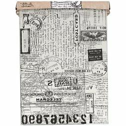 Tim Holtz Tissue Wrap paper Postal TH93181  Idea-ology