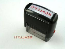 Trodat REALLY?! Self Inking Rubber Stamp