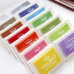 water Ink Based DIY Scrapbook Signet Paper Rubber Stamp Wood